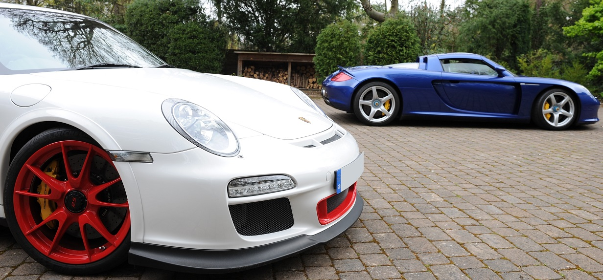 The Supercar Event of the year – In aid of The Childrens Trust Header Image