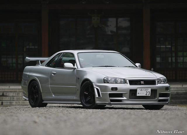 Nissan Skyline GT-R 34 Car Insurance Header Image