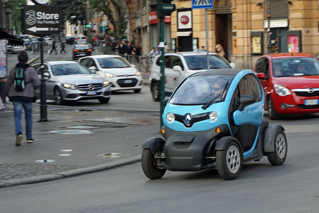 Renault Twizy What Else You Could Buy For 8000