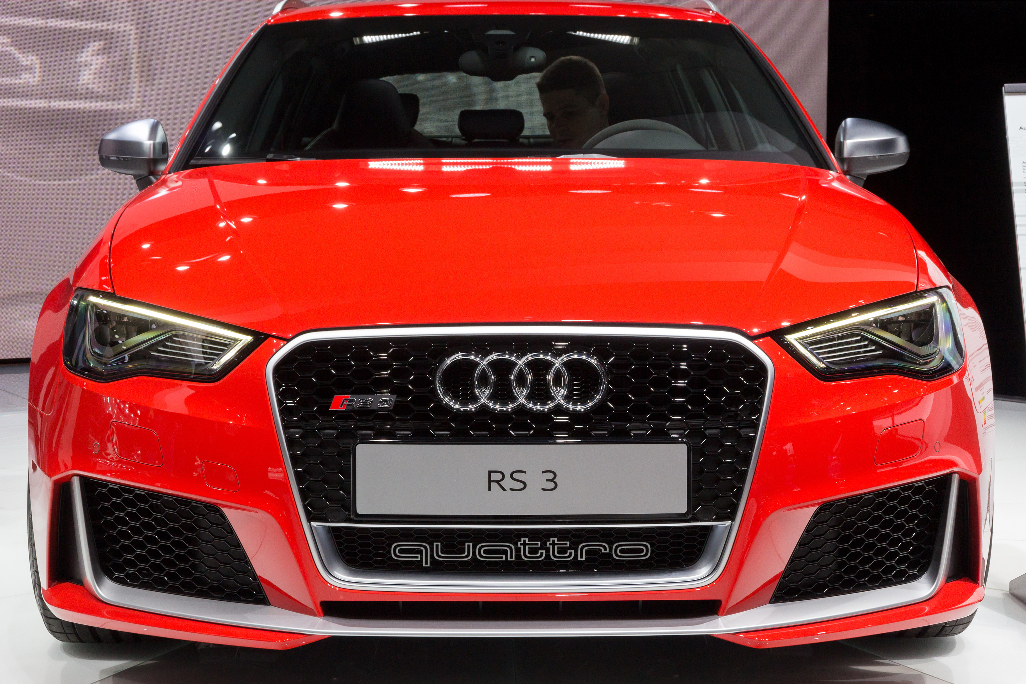 Audi RS 3 and S3 Car Insurance Header Image