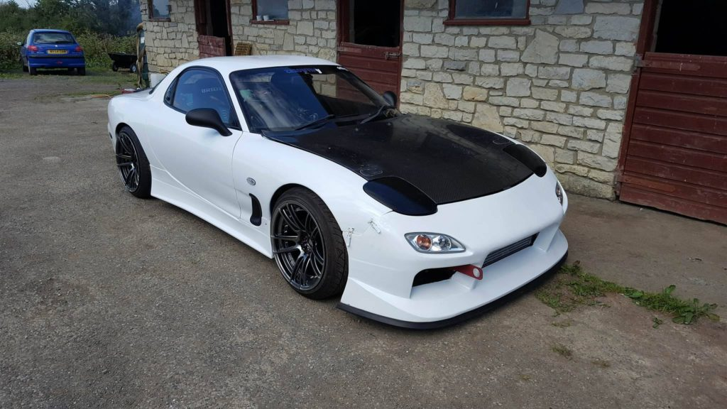 Ian's Mazda RX7