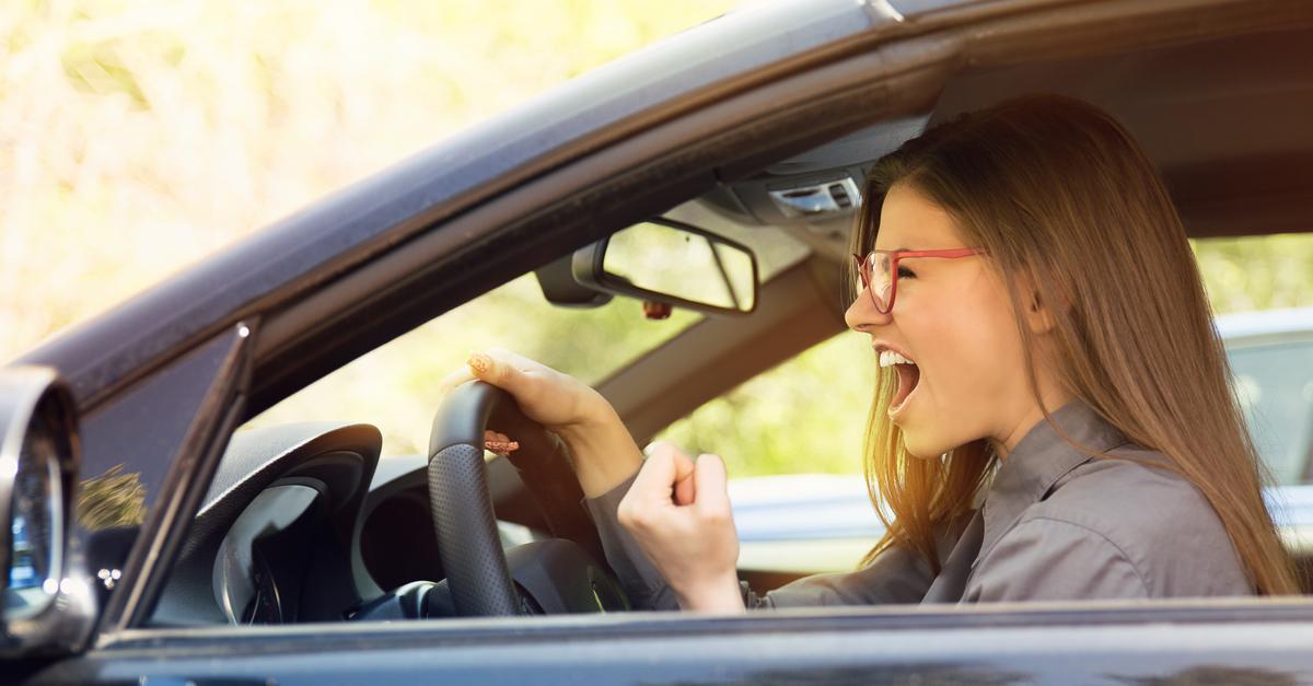 UK Road Rage: The Bad, The Mad & The Stupid Header Image