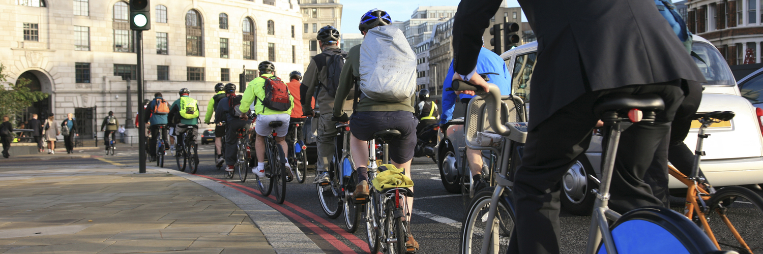 Cyclists Make Better Drivers. Deal With It Header Image