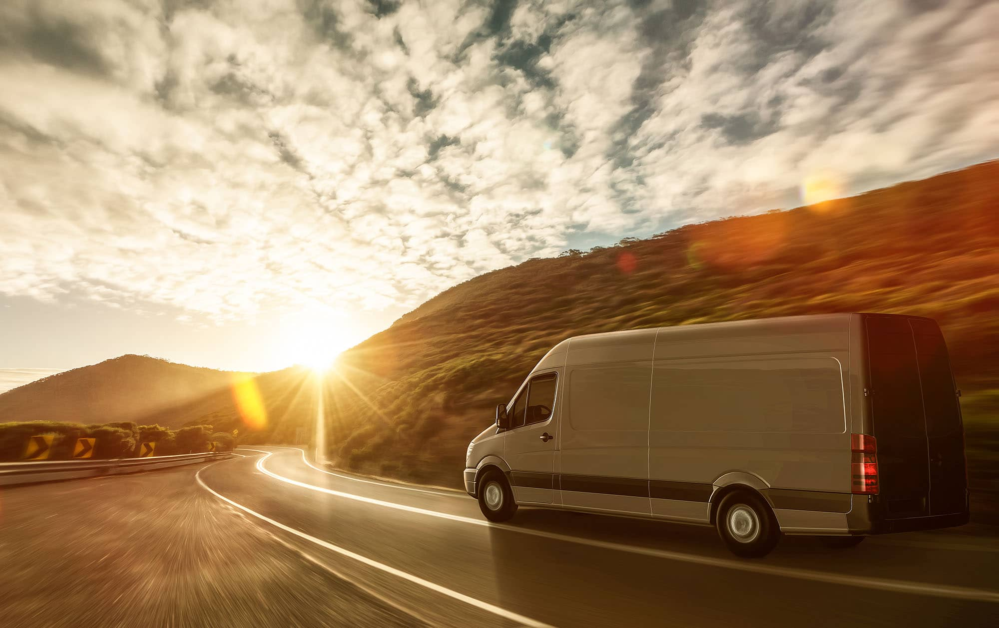 Commercial Van Insurance Header Image