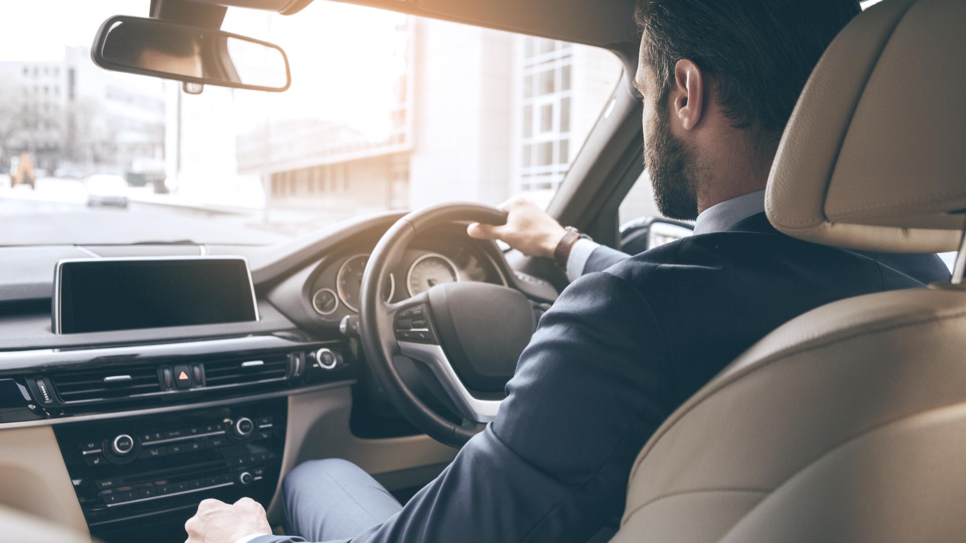 Company Car Insurance Header Image