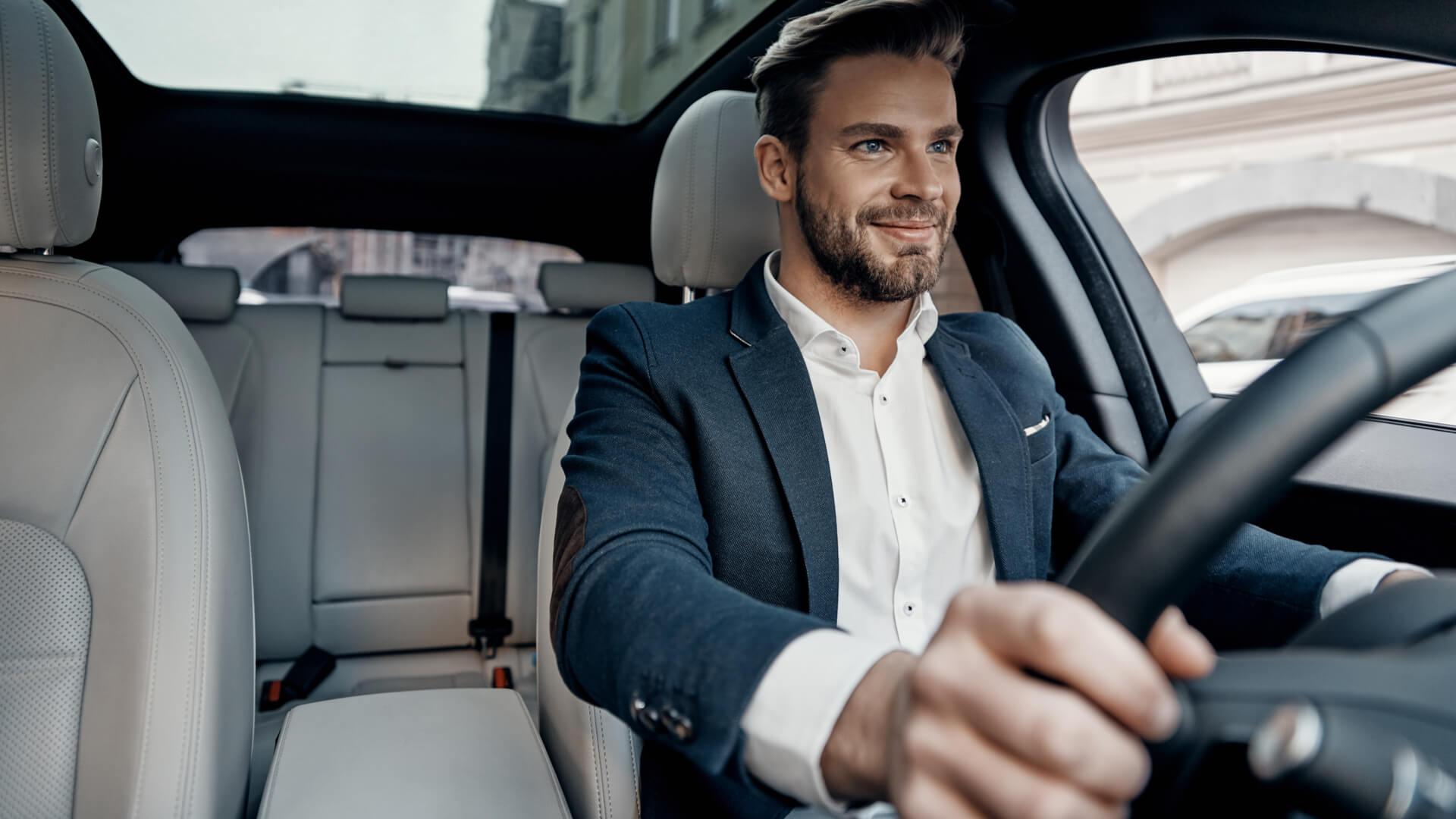 Business Driver Information Header Image