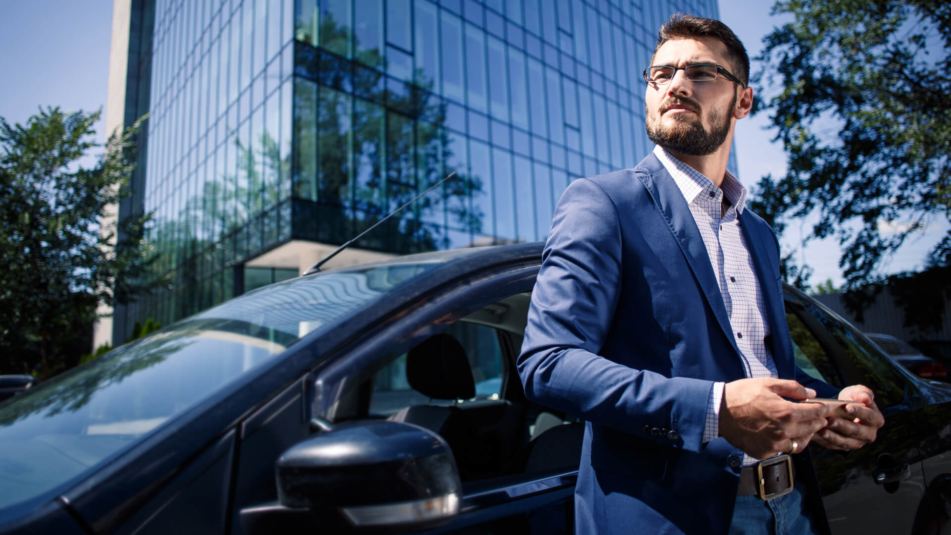 How Much is Business Car Insurance? Header Image