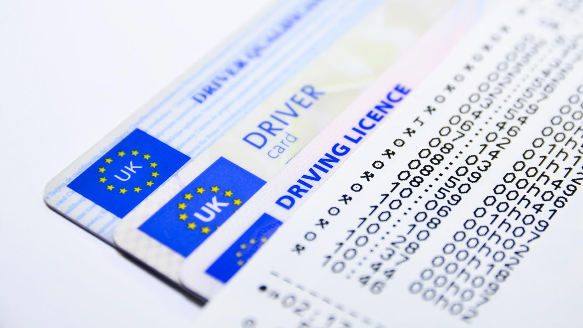 Driving Licence Codes & Categories Explained Header Image