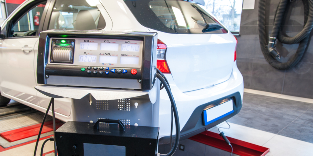 car-and-emissions-testing-device