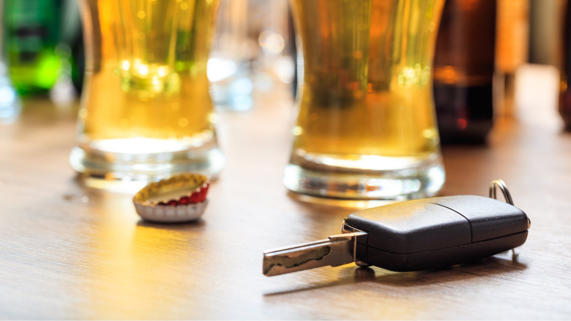 UK Drink Driving: Facts and Statistics Header Image