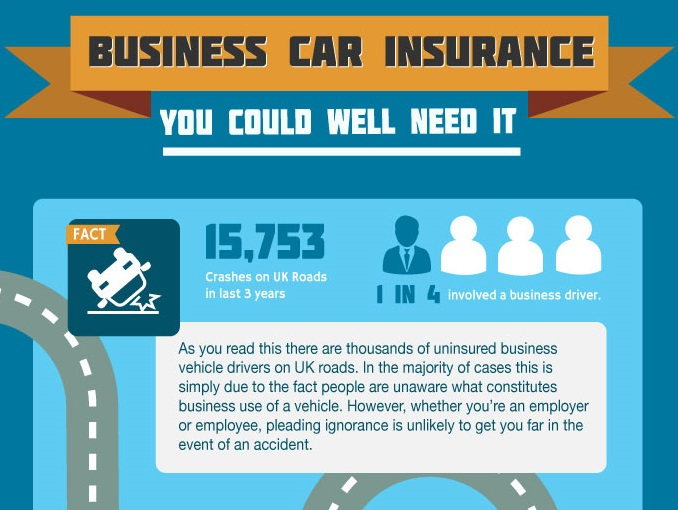 Business Car Insurance To Stay Covered Infographic_excerpt