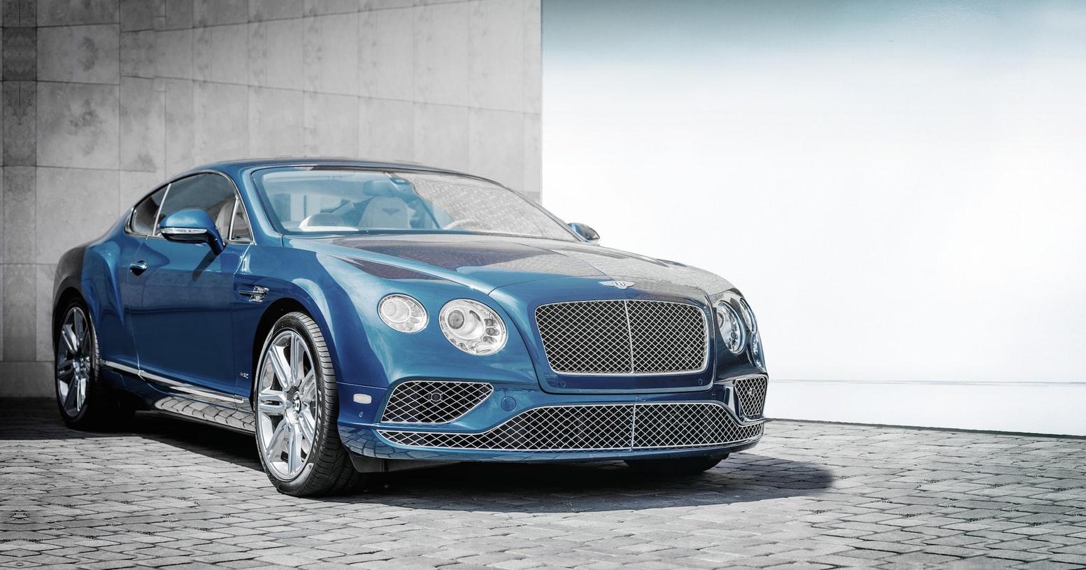 Bentley Car Insurance Header Image