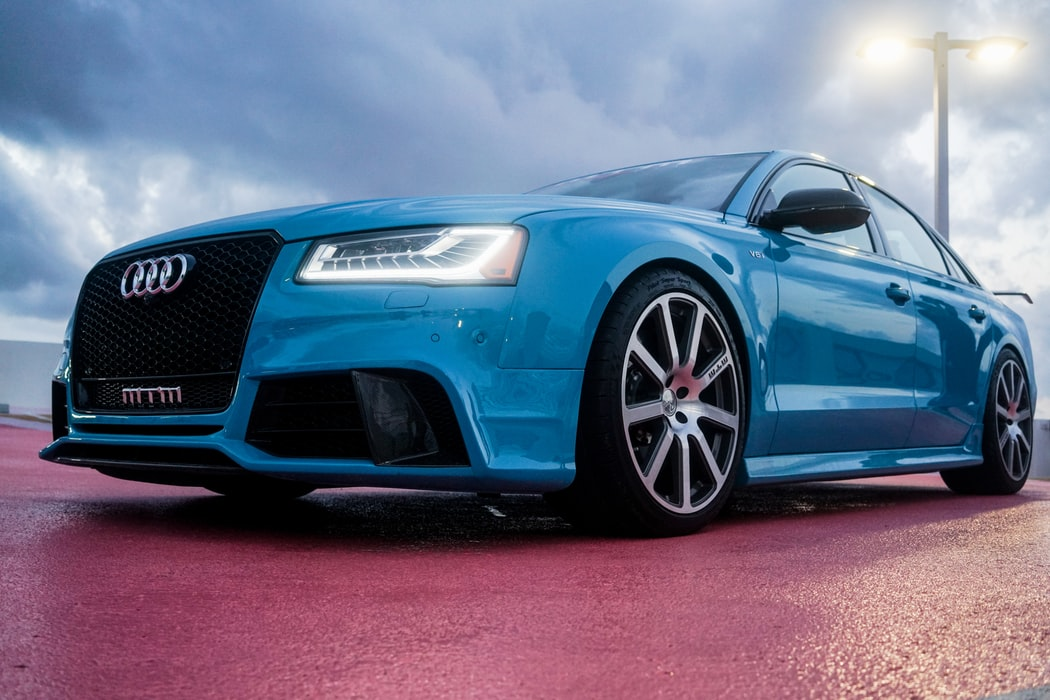 Audi RS Car Insurance Header Image