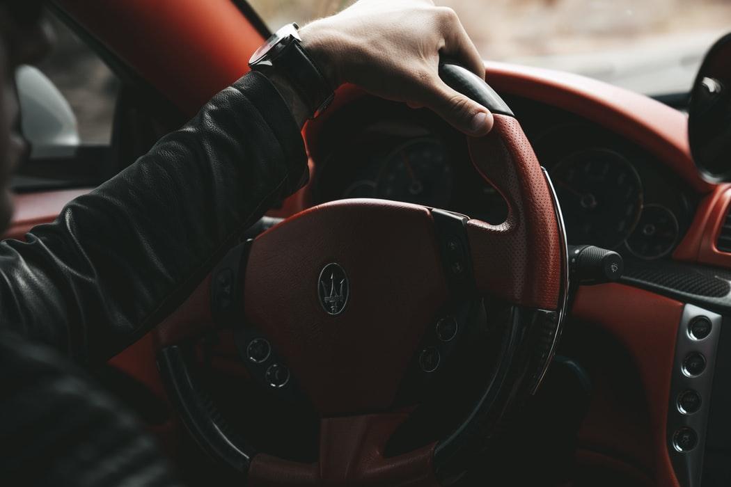 Maserati Car Insurance Header Image