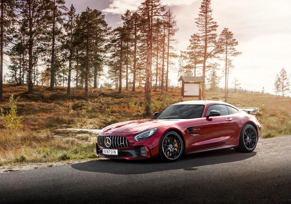 Mercedes AMG Car Insurance Header Image
