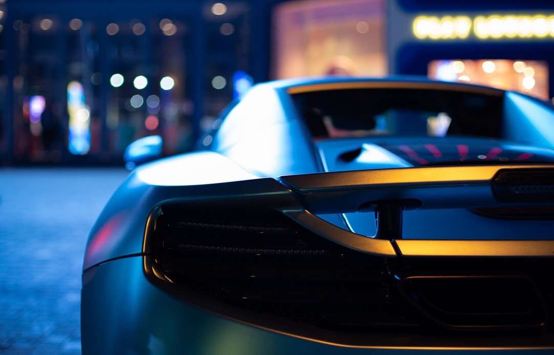 McLaren Car Insurance Header Image