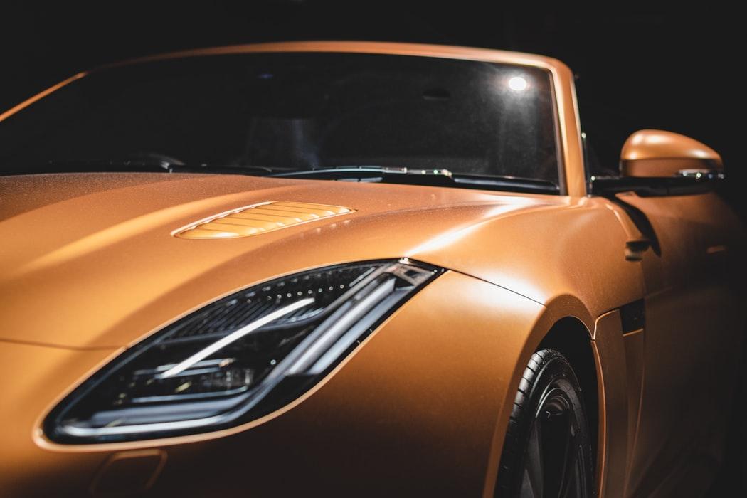 Jaguar Car Insurance Header Image