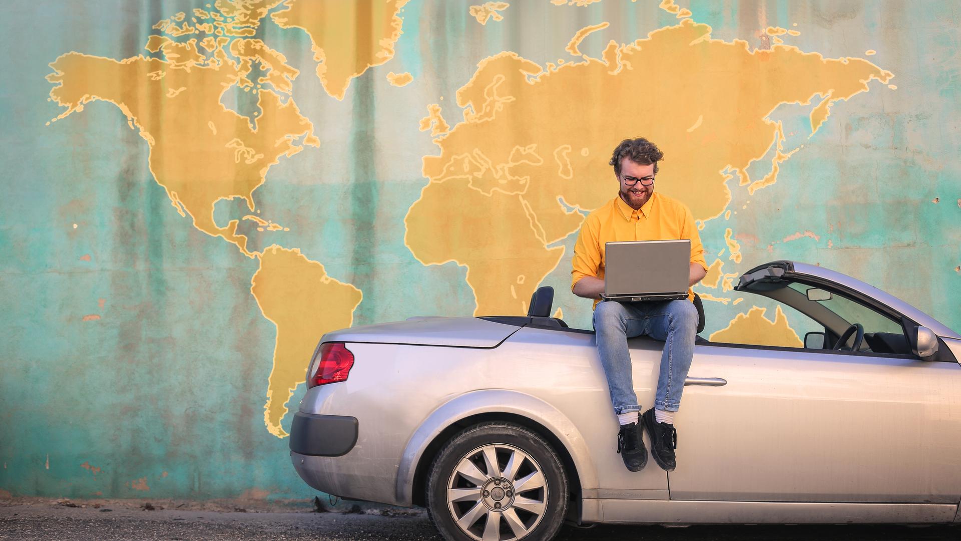 Taking a UK car to Europe Header Image