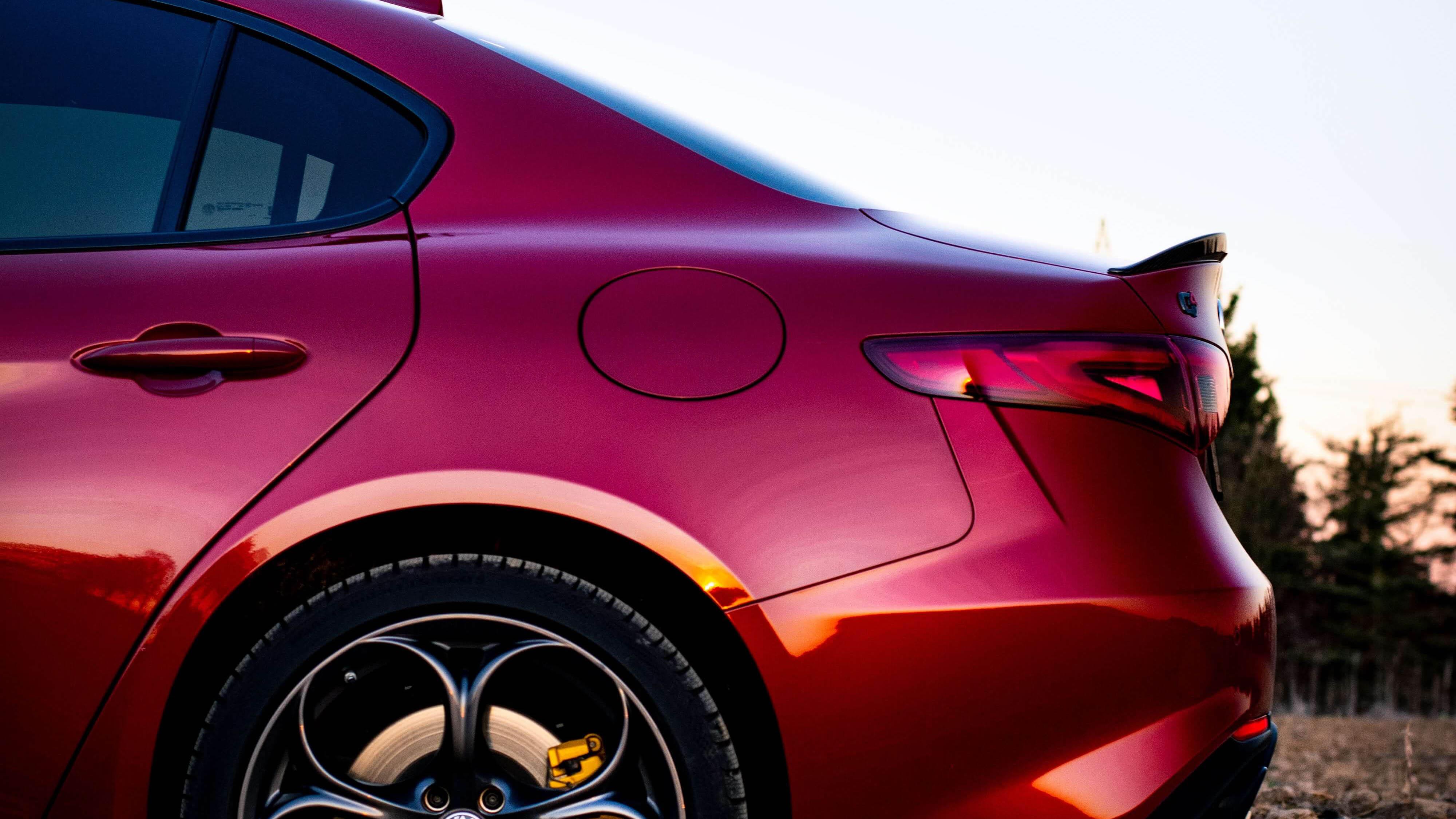 Alfa Romeo Giulia Car Insurance Header Image