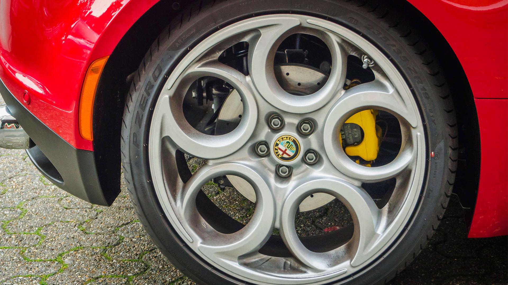 Alfa Romeo Car Insurance Header Image