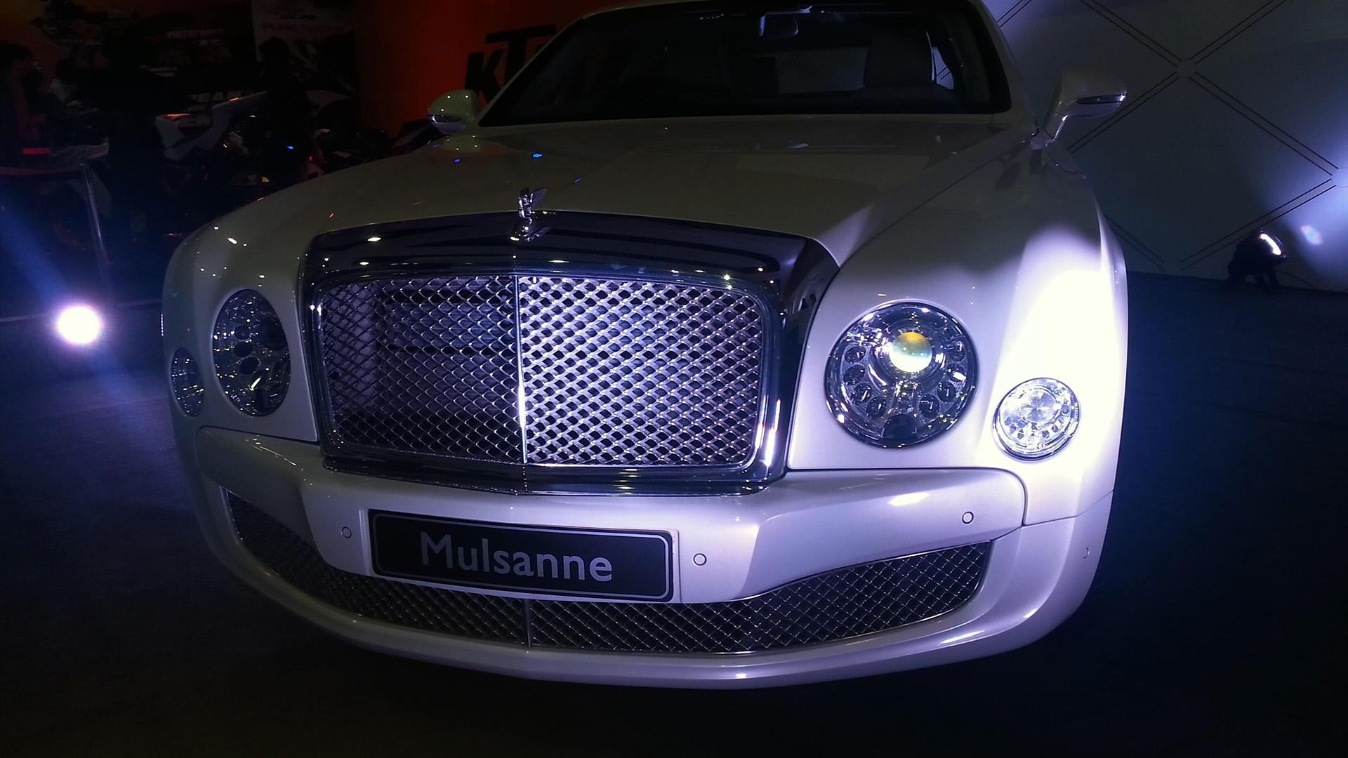 Bentley Mulsanne Car Insurance Header Image