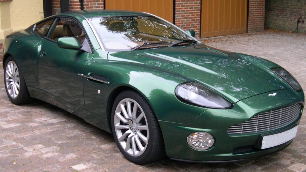 Aston Martin Db7 Insurance Keith Michaels Insurance