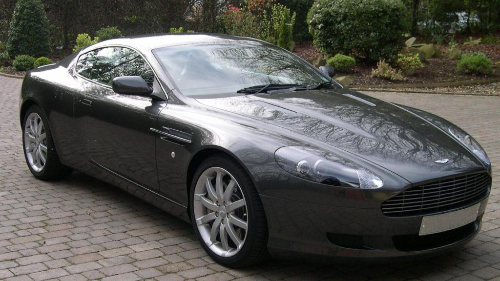 Aston Martin Db9 Insurance