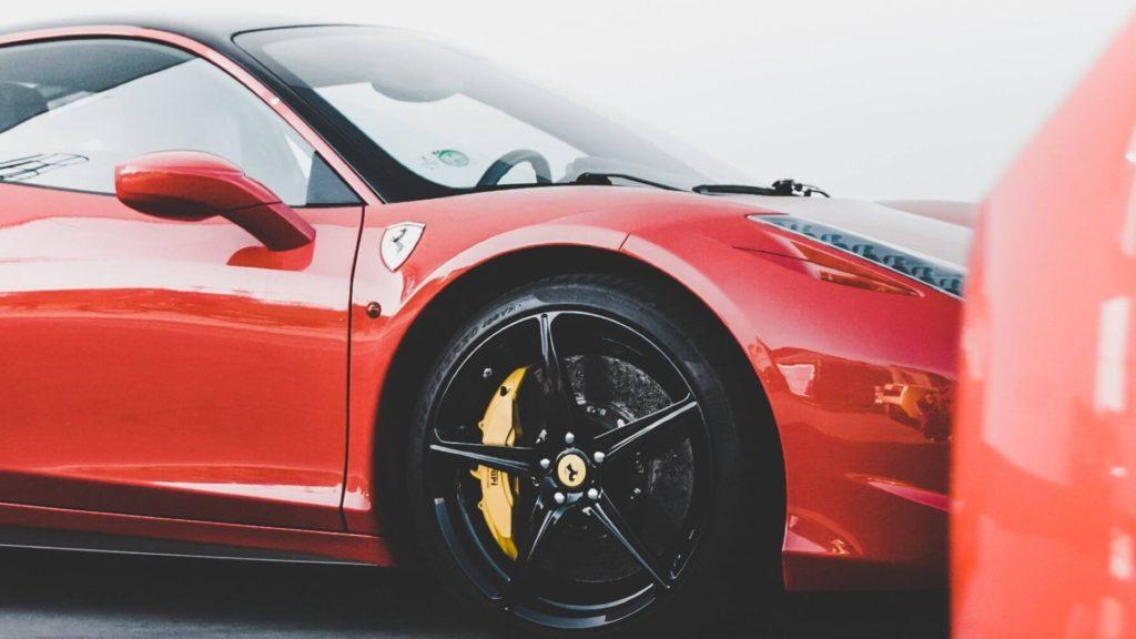 Ferrari 488 Insurance Keith Michaels