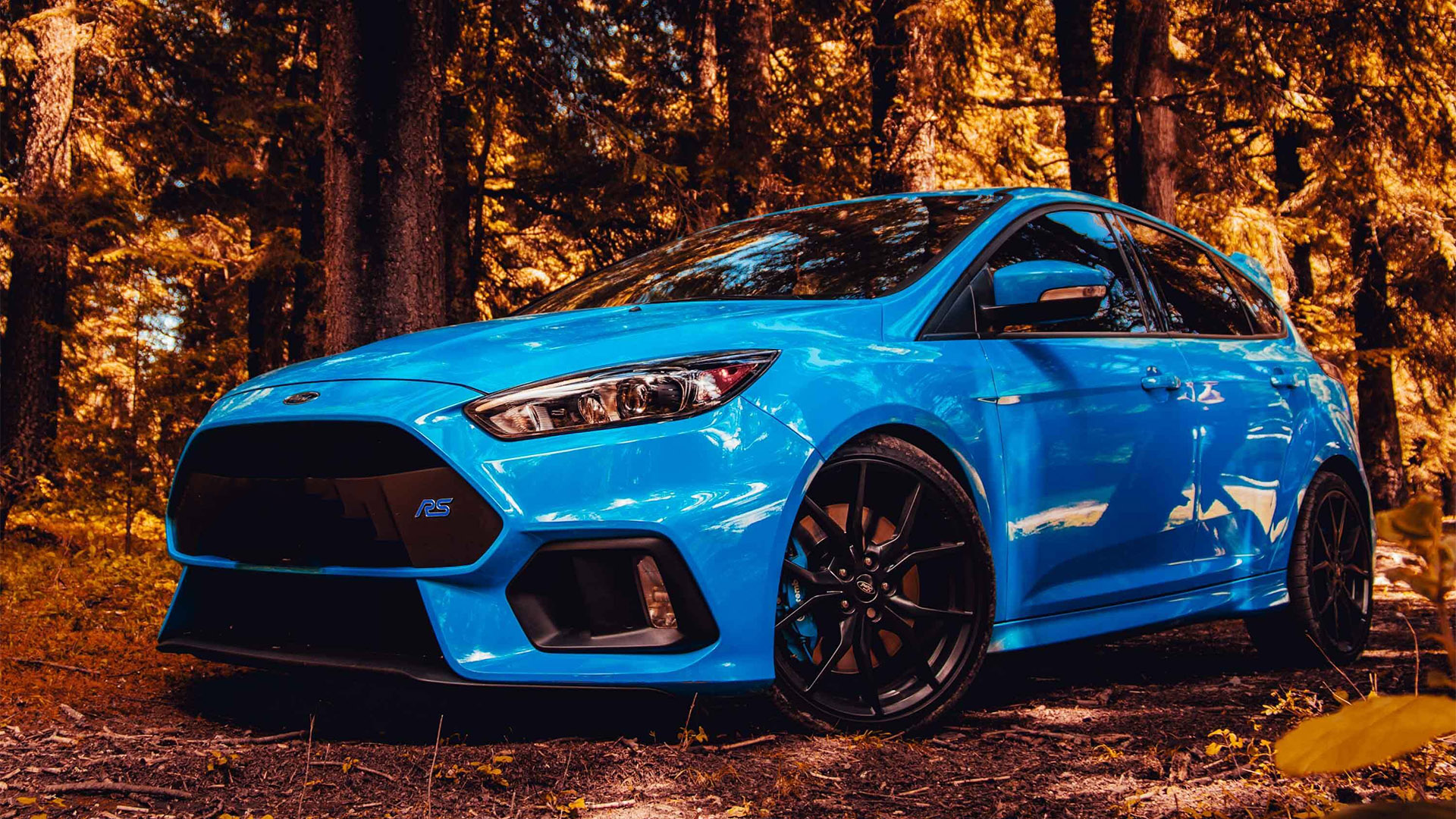 Ford Focus RS Car Insurance Header Image