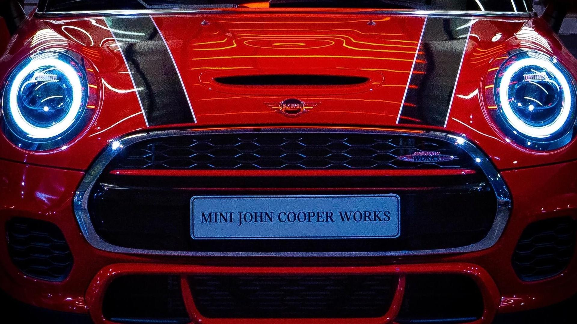 Mini Cooper S & John Cooper Works Car Insurance Header Image