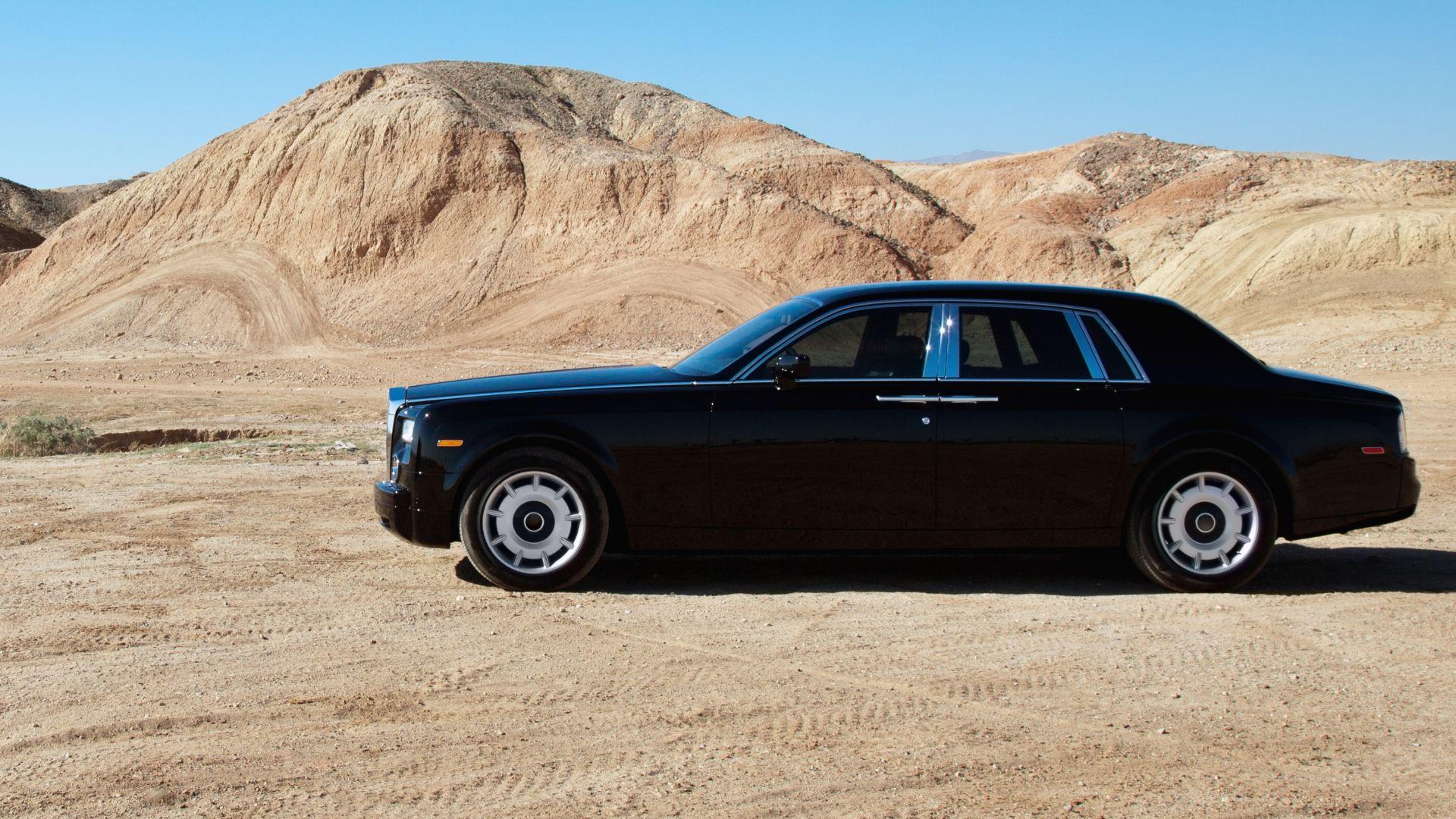 Rolls Royce Phantom Car Insurance - Keith Michaels