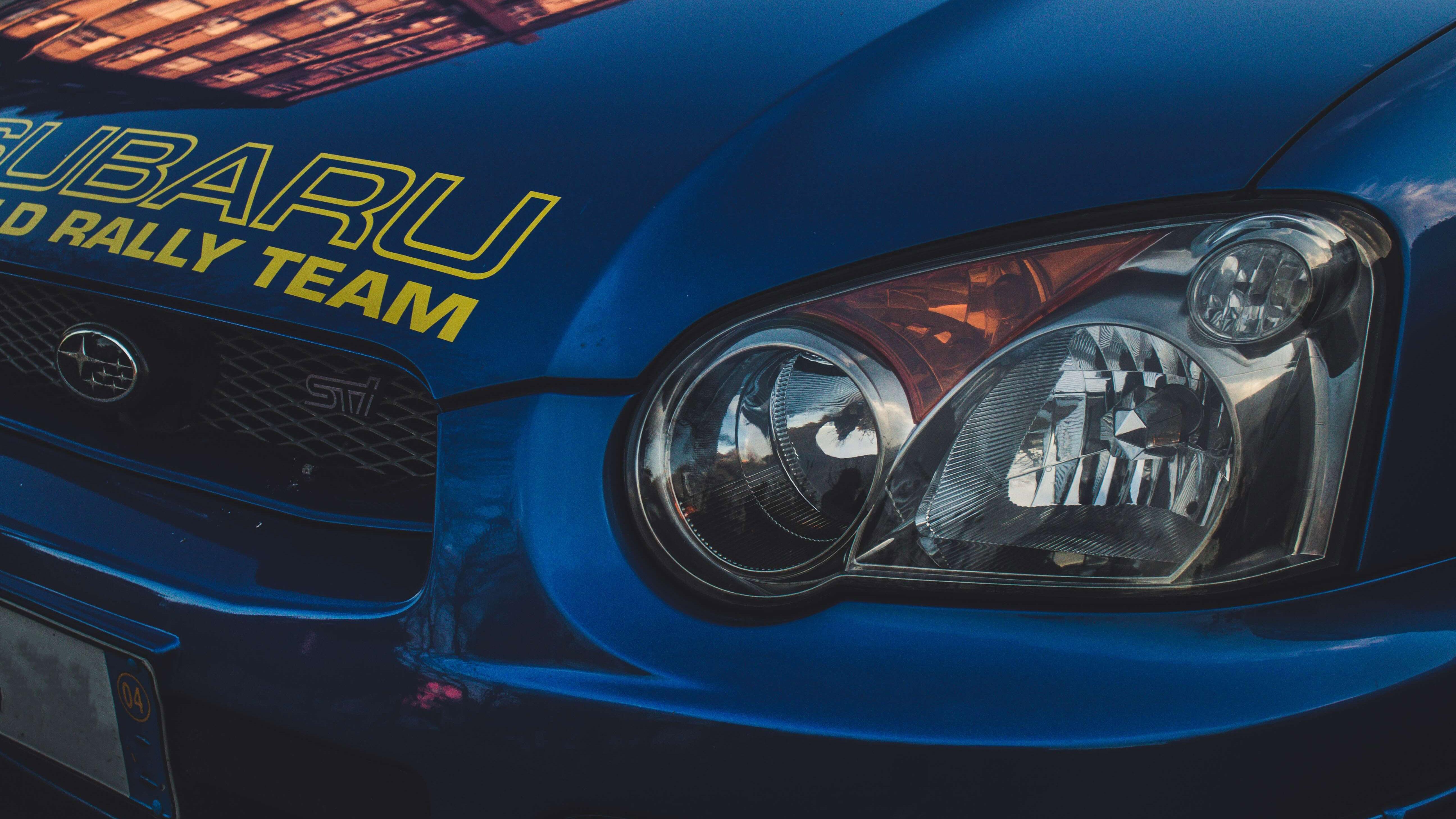 Subaru Impreza WRX STi Insurance Header Image