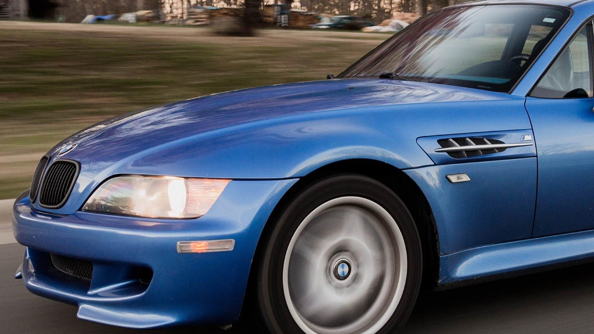 BMW Z3 M Car Insurance Header Image