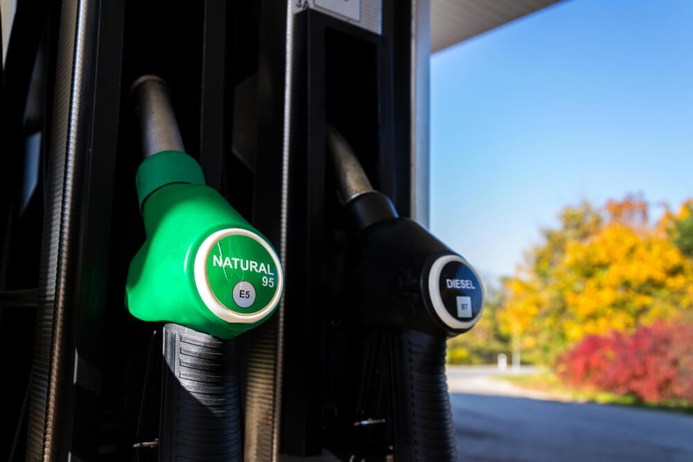 New UK Fuel Pump Labels