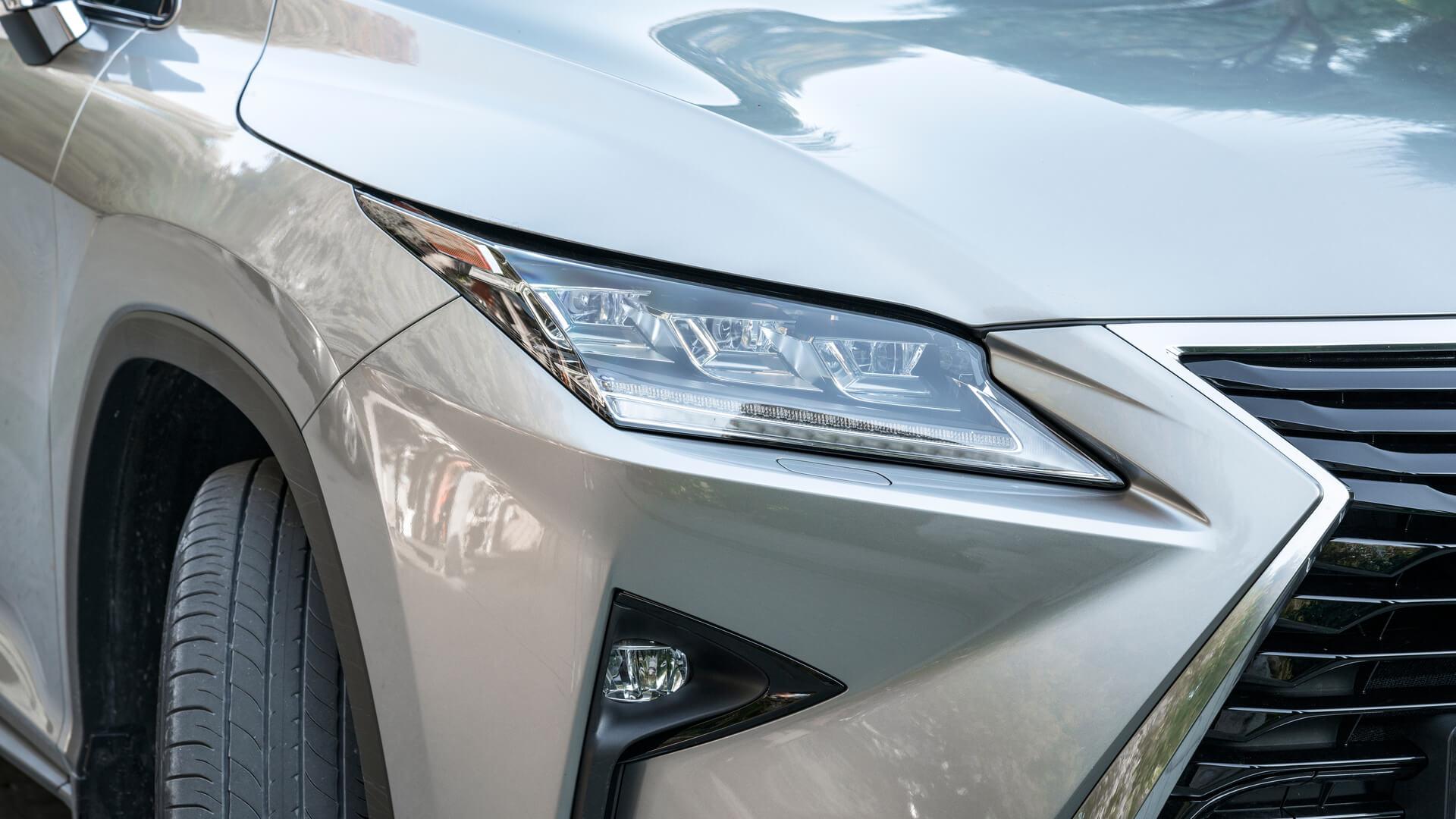 Lexus Car Insurance Header Image