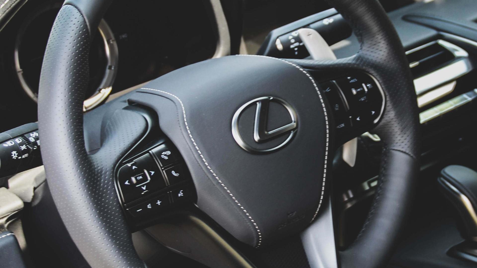 Lexus UX Car Insurance Header Image