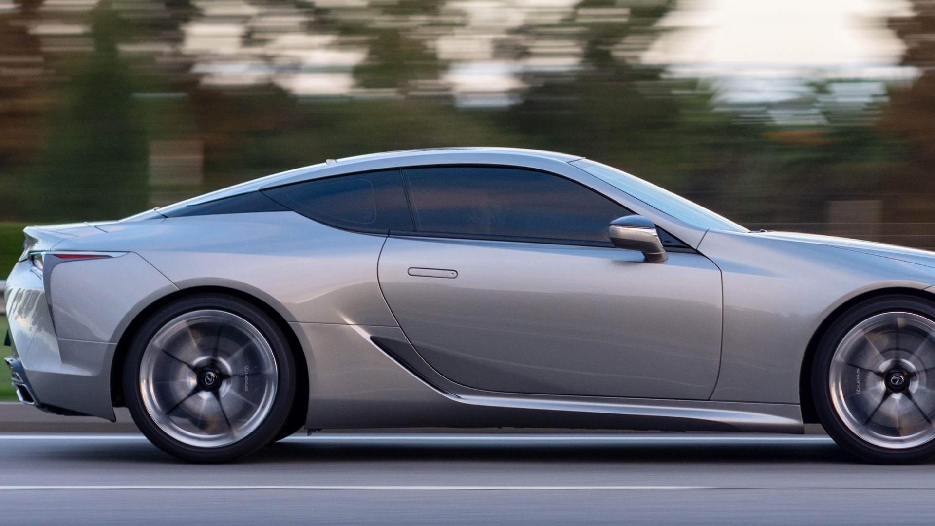 Lexus LC Car Insurance Header Image