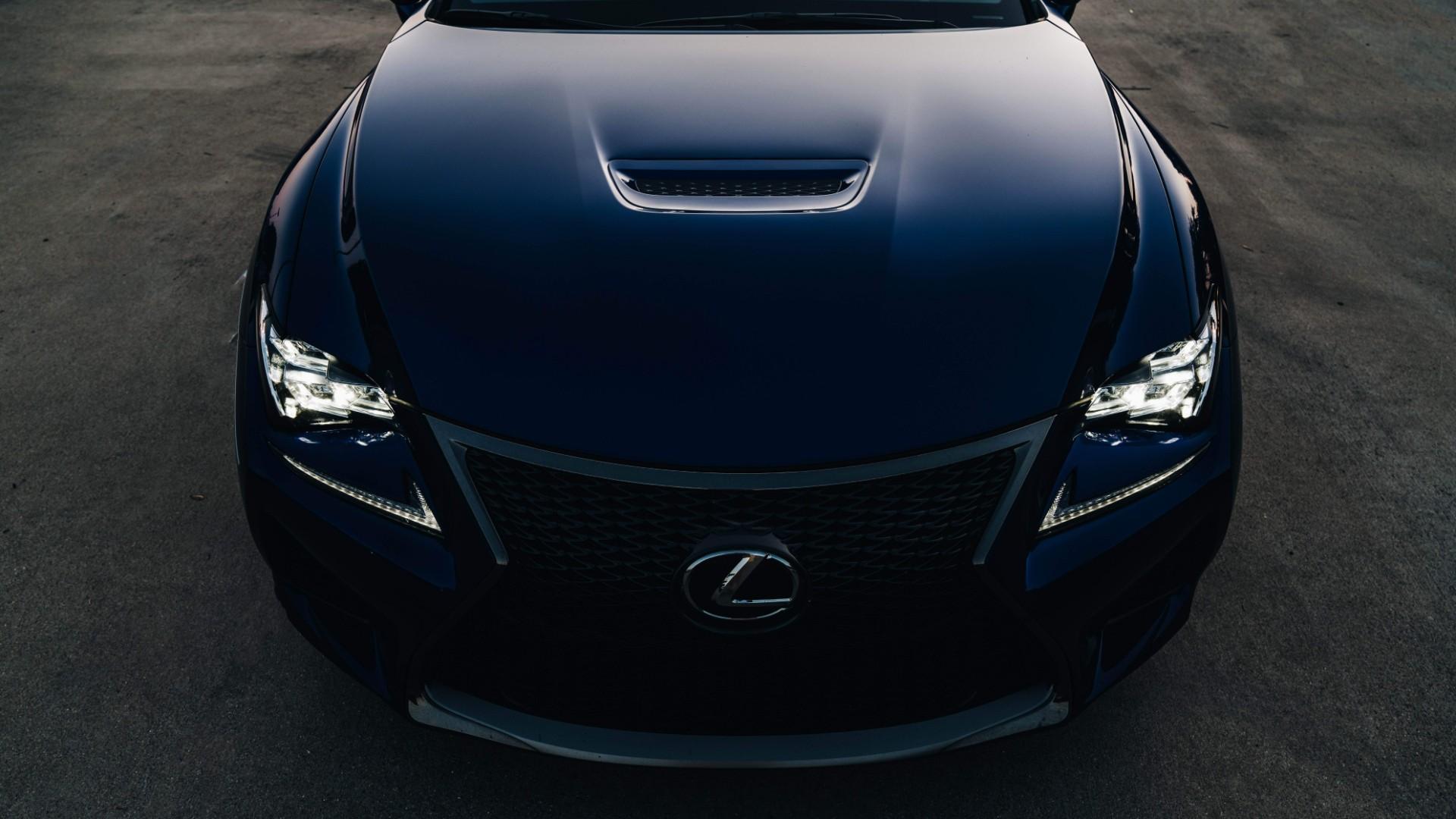 Lexus RC F Car Insurance Header Image