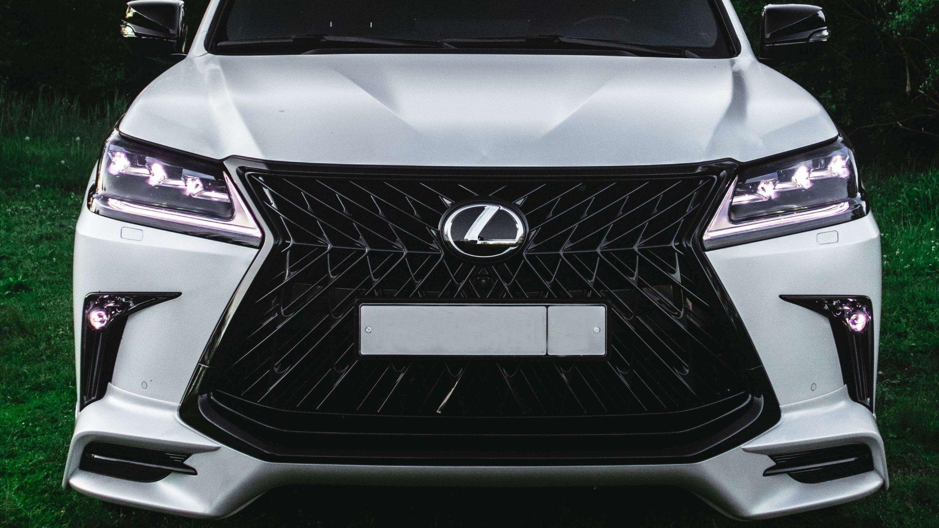Lexus RX Car Insurance Header Image