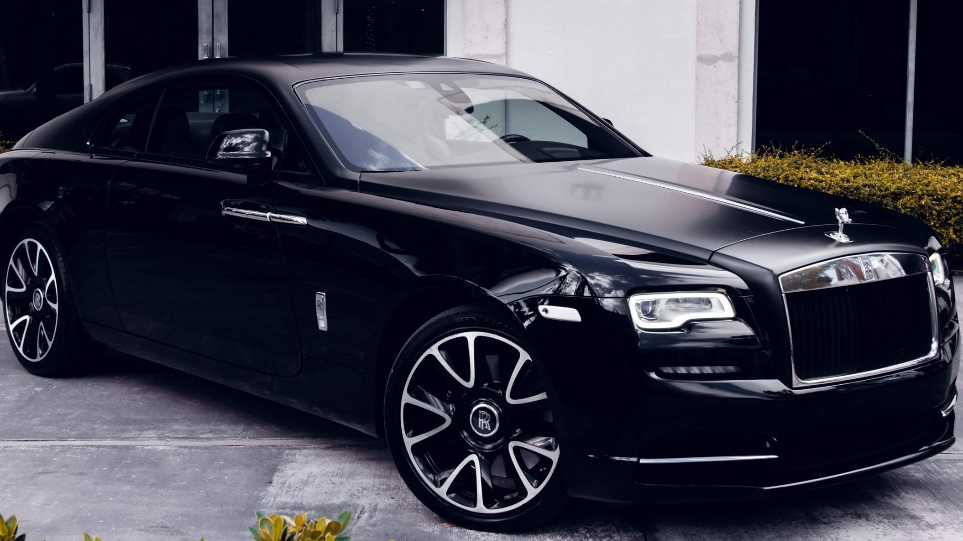 Rolls Royce Wraith Car Insurance Header Image