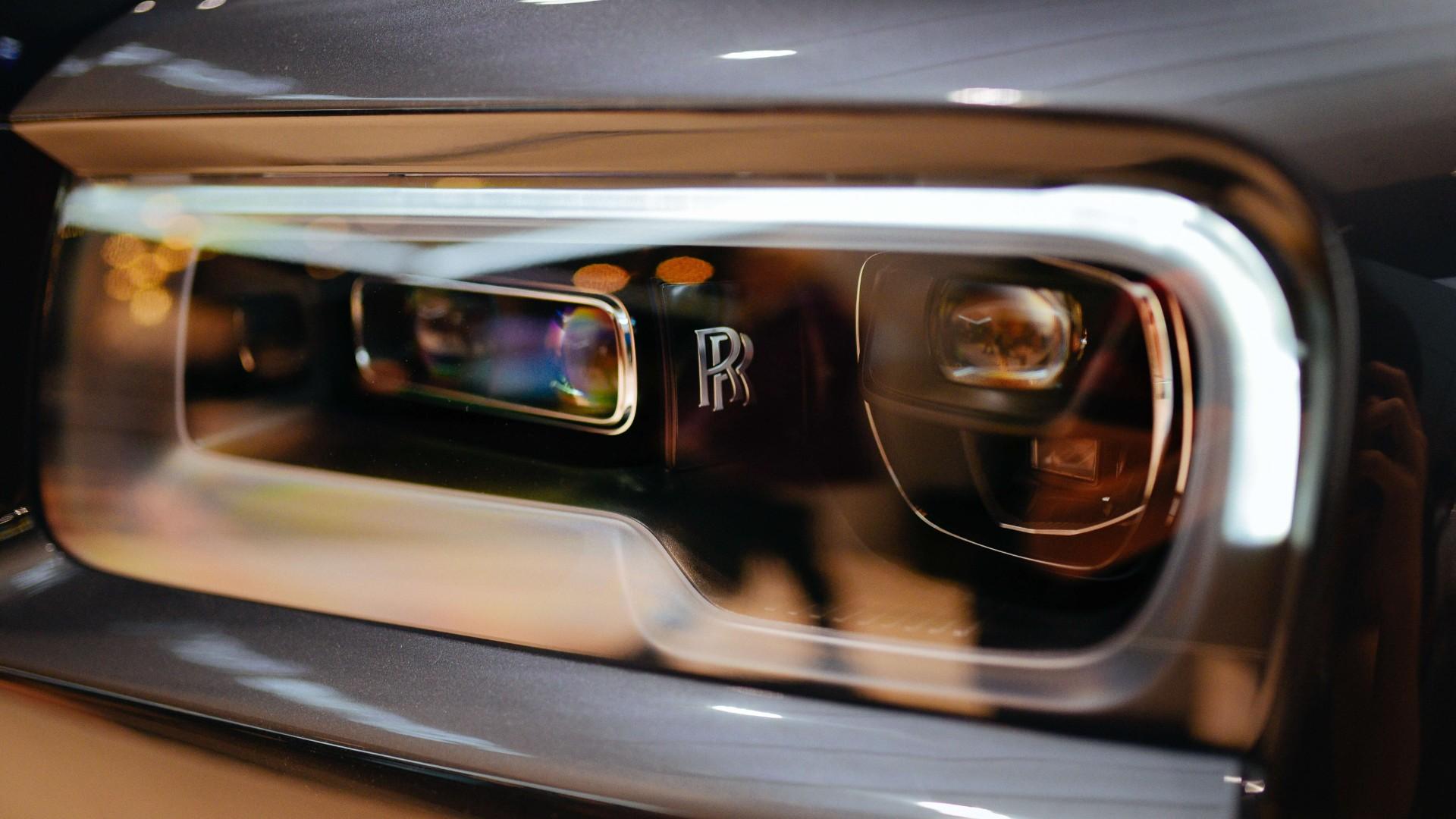 Rolls Royce Cullinan Car Insurance Header Image