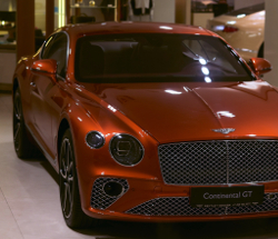 Bentley Continental GT Car Insurance