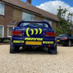 Christian's 1995 Subaru Impreza WRX STi Type RA slider card