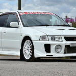 Andrew's Mitsubishi Lancer Evolution V slider card
