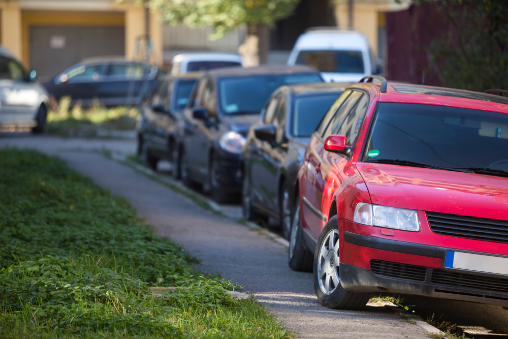 Pavement Parking Could Be Banned in the UK to Make Life Easier for Pedestrians Header Image