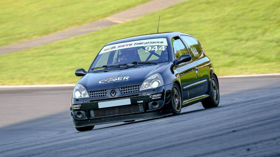 Track Day Car Insurance