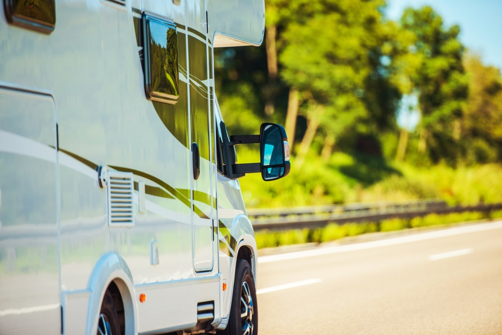 Motorhome Insurance Header Image