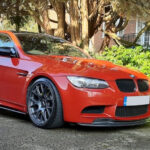 Mike's BMW M3 slider card