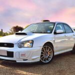 Robert's Subaru WRX STI Spec C Type RA slider card