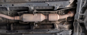 Catalytic Converter Thefts are on the Rise, But What Can You Do? - Blog Card Image